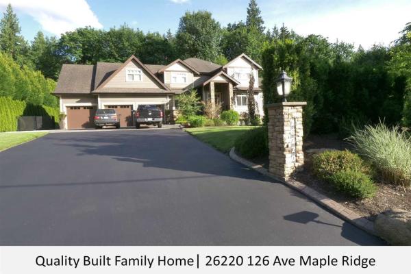 26220 126 AVENUE, Maple Ridge