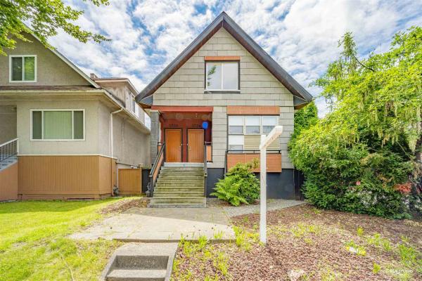 1734-1738 E 1ST AVENUE, Vancouver