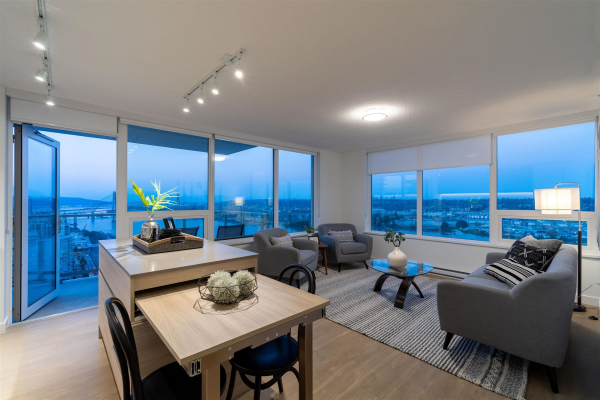 2902 908 QUAYSIDE DRIVE, New Westminster