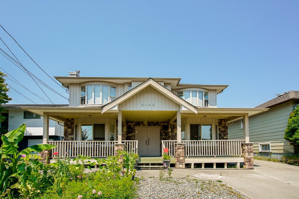 2103 EIGHTH AVENUE, New Westminster