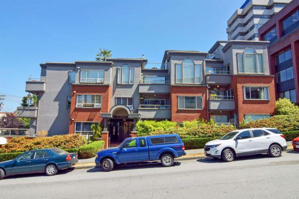 212 2412 ALDER STREET, Vancouver