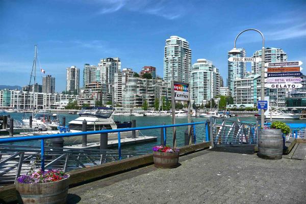 203 1365 W 4TH AVENUE, Vancouver
