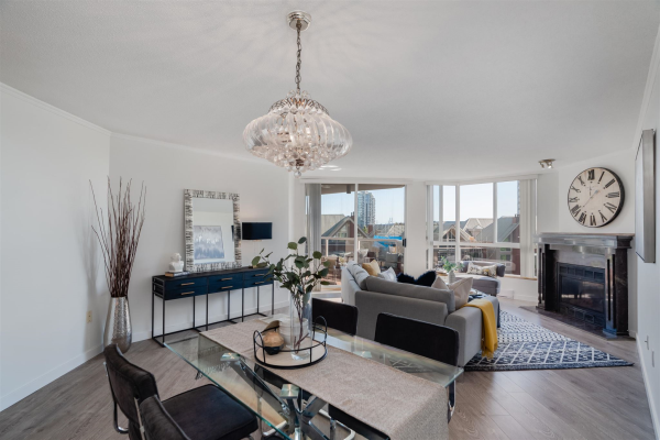 601 1235 QUAYSIDE DRIVE, New Westminster