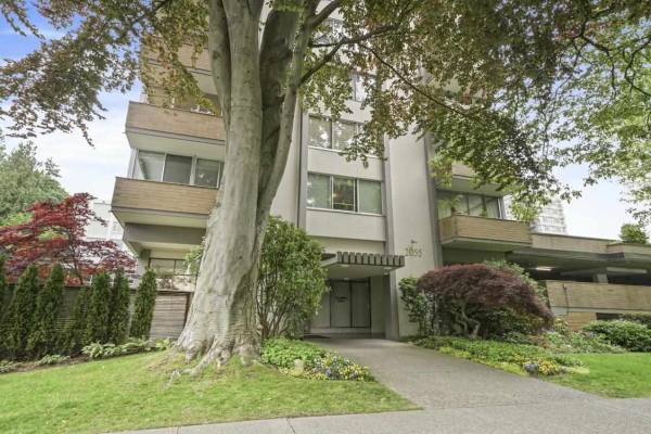 603 2055 PENDRELL STREET, Vancouver