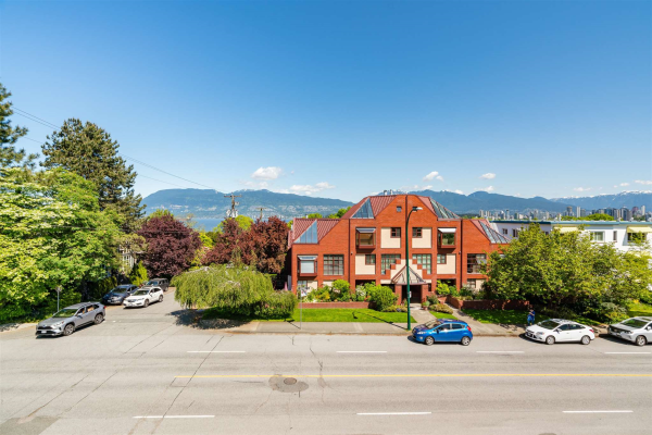 201 2494 CORNWALL AVENUE, Vancouver