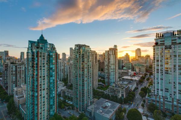 2801 888 HOMER STREET, Vancouver