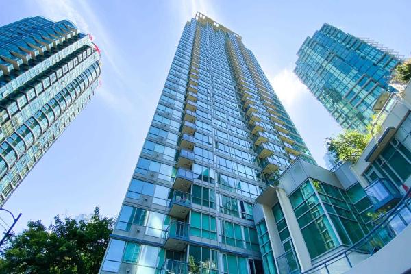2603 1328 W PENDER STREET, Vancouver