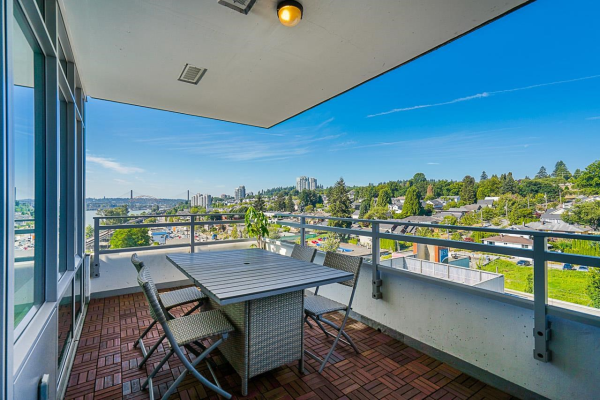 801 200 NELSONS CRESCENT, New Westminster