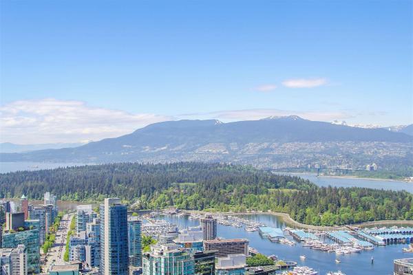 5303 1151 W GEORGIA STREET, Vancouver