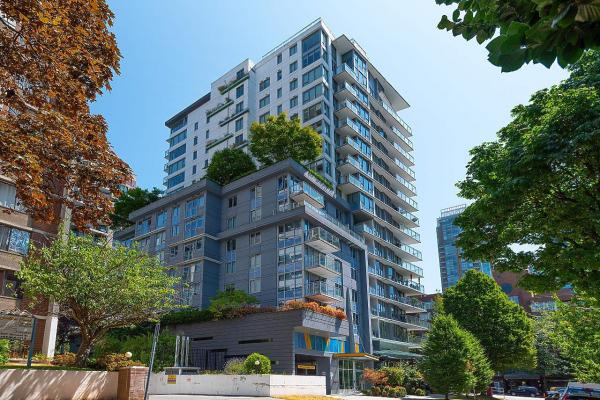 805 1009 HARWOOD STREET, Vancouver
