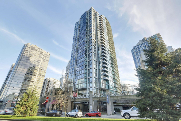 1805 1008 CAMBIE STREET, Vancouver