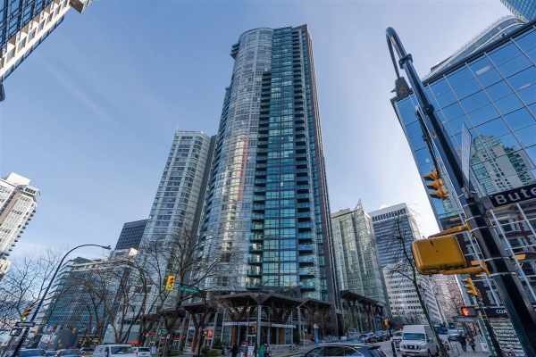3804 1189 MELVILLE STREET, Vancouver