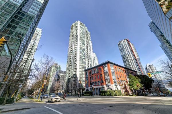 1507 1239 W GEORGIA STREET, Vancouver