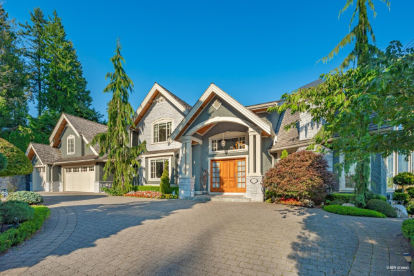 620 ST. ANDREWS ROAD, West Vancouver