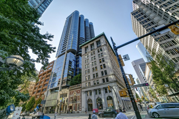 2302 838 W HASTINGS STREET, Vancouver