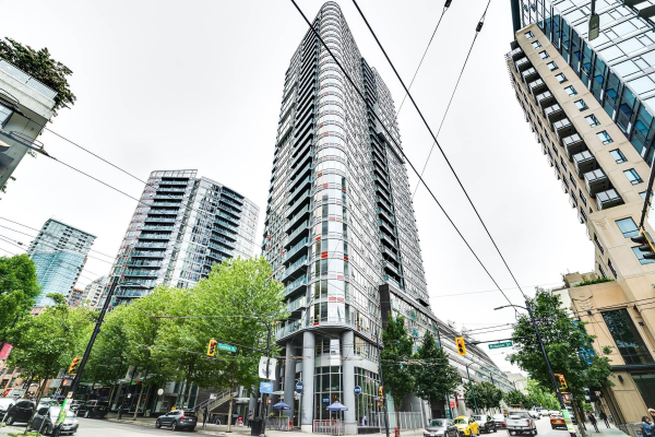1903 233 ROBSON STREET, Vancouver