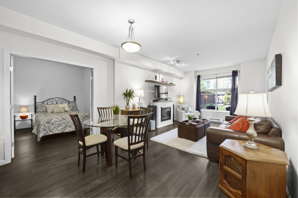 101 275 ROSS DRIVE, New Westminster