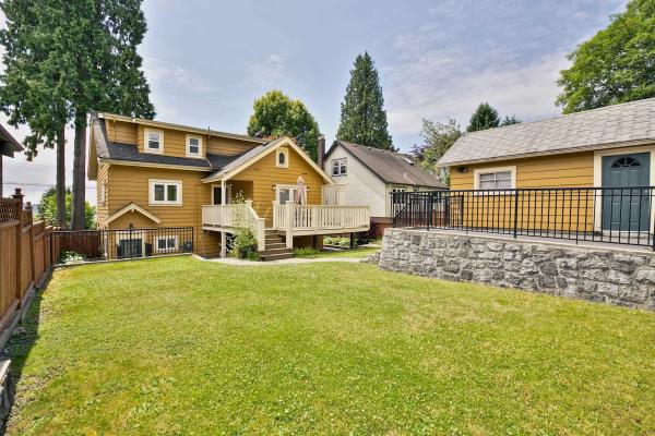 1477 INGLEWOOD AVENUE, West Vancouver