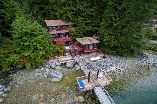 Lot 9 COLDWELL BEACH, North Vancouver