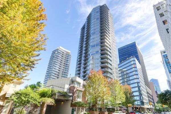 1505 1205 W HASTINGS STREET, Vancouver