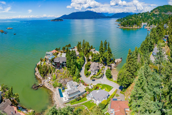 5360 SEASIDE PLACE, West Vancouver