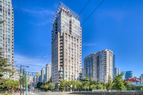1606 989 BEATTY STREET, Vancouver