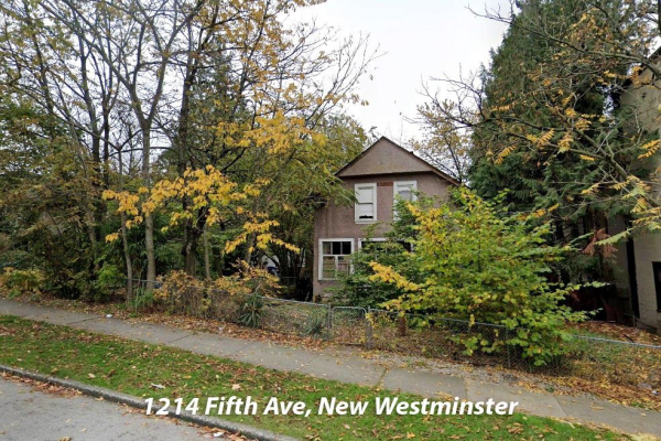 1214 FIFTH AVENUE, New Westminster