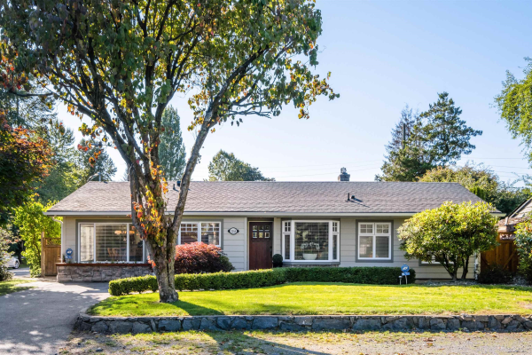 1153 SILVERWOOD CRESCENT, North Vancouver