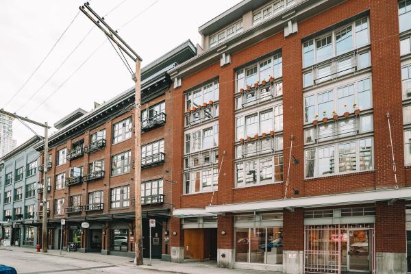 506 1072 HAMILTON STREET, Vancouver
