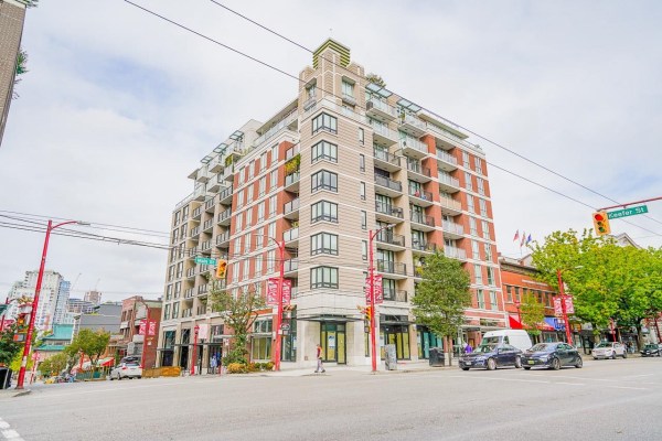 809 189 KEEFER STREET, Vancouver