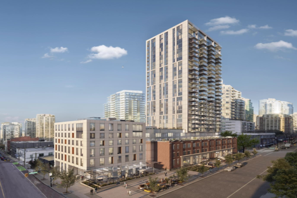 606 828 CAMBIE STREET, Vancouver
