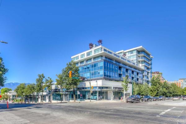 814 1777 W 7TH AVENUE, Vancouver