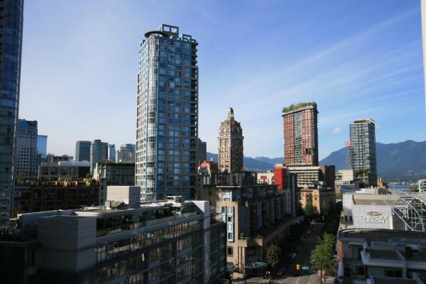 1206 688 ABBOTT STREET, Vancouver