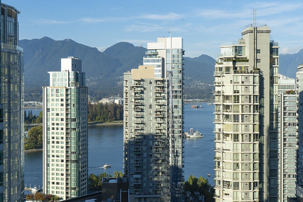 2109 1239 W GEORGIA STREET, Vancouver