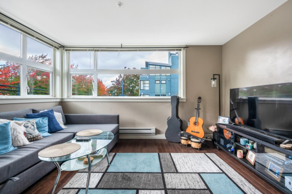 208 5488 CECIL STREET, Vancouver