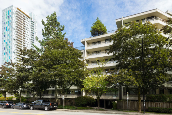 707 5932 PATTERSON AVENUE, Burnaby