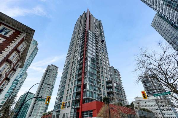 3101 1211 MELVILLE STREET, Vancouver