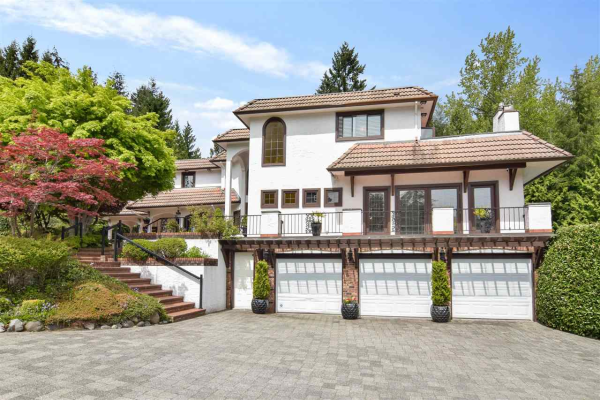 1249 CHARTWELL PLACE, West Vancouver