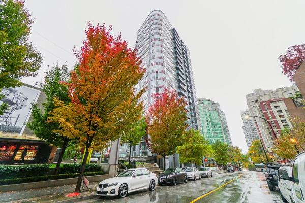 1907 788 HAMILTON STREET, Vancouver