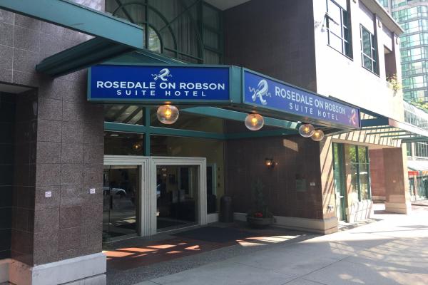 512 838 HAMILTON STREET, Vancouver