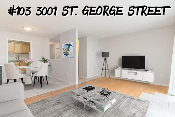 103 3001 ST.GEORGE STREET, Port Moody