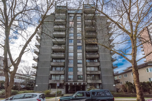405 1720 BARCLAY STREET, Vancouver