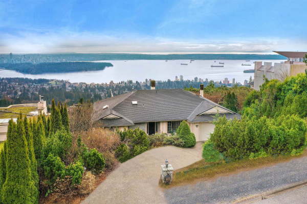 1412 CHIPPENDALE ROAD, West Vancouver