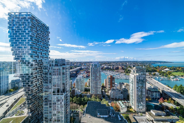 2802 889 PACIFIC STREET, Vancouver